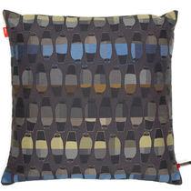 Cojin para sofá / cuadrado / con motivos / de tela