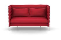 Sofá moderno / de tejido / profesional / para oficina abierta