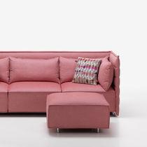 Otomana moderna / de tejido / de interior / de Ronan & Erwan Bouroullec