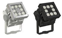 Foco montado en superficie / de exterior / LED / halógeno
