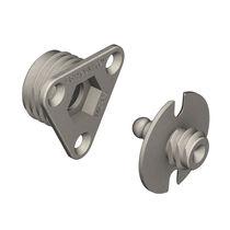 Sistema de fijación metal / para paneles