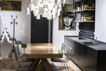 Cocina moderna / de piedra / de metal