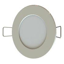Downlight empotrable / de exterior / LED / redondo