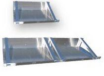 Estructura de soporte para cubierta de tejas / para colector solar