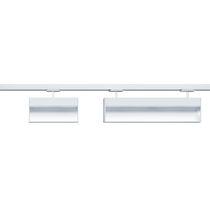 Iluminación sobre riel LED / lineal / de aluminio fundido / profesional