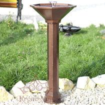 Fuente para beber de exterior / de hierro fundido