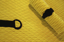 Alfombra moderna / de color liso / de lana / rectangular