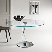 Mesa de comedor / redonda / rectangular / de interior