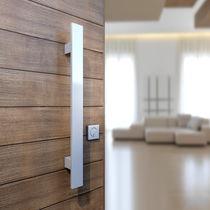 Tirador de puerta para puerta / de aluminio / moderno