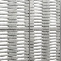 Panel decorativo de metal / de mármol / para interiores / para tabique