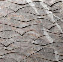 Baldosa de suelo / de mármol / de piedra natural / con motivos