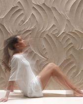 Panel decorativo de pared / para decoración interior / de piedra natural / de mármol