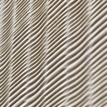 Panel decorativo de pared / de piedra natural / de mármol / con relieve