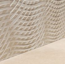 Baldosa de pared / de mármol / de piedra natural / con motivos