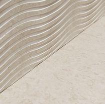 Baldosa de pared / de mármol / de piedra natural / con ondas