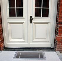 Rejilla de ventilación de aluminio / rectangular / lineal / para suelo técnico