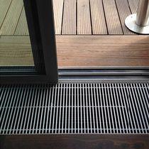 Rejilla de ventilación de aluminio / rectangular / lineal / cuadrada