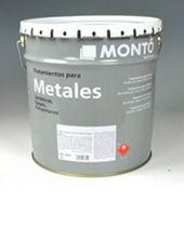 Pintura de protección / de fachada / para metal / de exterior