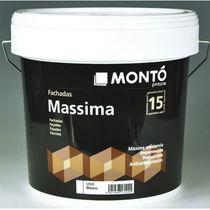 Enlucido de impermeabilización / de fachada / de resina acrílica / antimoho