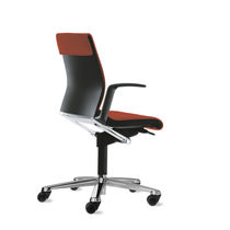 Silla de oficina / de conferencia / ergonómica activa / clásica