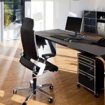 Silla de oficina / de conferencia / ergonómica activa / moderna