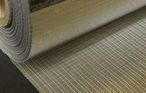 Barrera de vapor de papel / de fibra / para techo / para tabique de carga