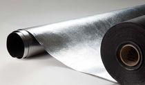 Barrera de vapor de aluminio / reflectora / para pavimento / para techo