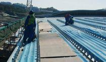 Barrera de vapor de aluminio / para tejado
