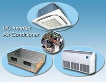 aire acondicionado por conductos (sistema split, frío/calor) DC INVERTER TYPE OR CONSTANT SPEED TYPE Palm Air Conditioning & Equipment Co.,Ltd