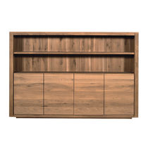 aparador alto moderno de madera maciza 51379 Studio emorational, Ethnicraft Style for Projects