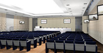 butaca de auditorio RER by PC Studio  Domodinamica by Modular
