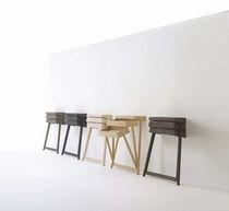 cajonera moderna de madera PIVOT by Shay Alkalay Arco Contemporary Furniture