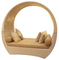 cama doble de diseño para jardín TF 0989 SET Nature Corners Co.,Ltd.
