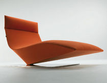 chaise longue de diseño original LOFTY by P.Cazzaniga MDF Italia