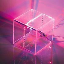 cubo luminoso de diseño POESIE by Annia Codarri ELINCA SRL Innovative Lighting