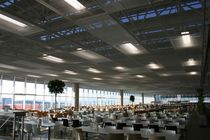 falso techo con metal expandido GENMESH CEILINGS Kasso Engineering Limited Co.