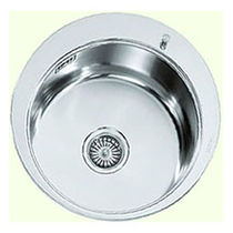 fregadero de acero inoxidable VF 51 AM-D ALPES-INOX