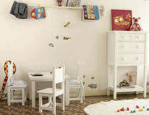 juego de mesa y sillas infantil (mixto)  JETCLASS - REAL FURNITURE