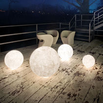 lámpara de pie para jardín Ex moon 1/2/3 in-es artdesign