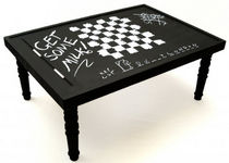 mesa de centro moderna CHALK BOARD Duffy London