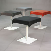 mesa moderna CLOTHTABLE RUBBERISED SOFT COAT by G.der.Kinderen ZinX