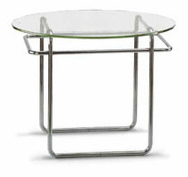 mesa auxiliar de dise&ntilde;o de Marcel Breuer (Bauhaus) K 40 Tecta