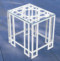 mesa de centro de diseño original de metal TABLE BASSE C 1715 (INDOOR / OUTDOOR) 22 22 EDITION DESIGN