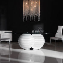 mesa de dise&ntilde;o original WORLD by Andrea Lucatello cattelan italia