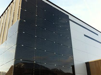 m&oacute;dulo fotovoltaico integrado en edificio (BIPV) BIPV PVP