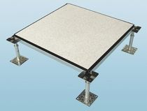 pedestal para suelo t&eacute;cnico RIGID GRID Jindao Floors, Inc.