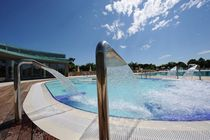 piscina para centros de spa y bienestar WATER AND EARTH CEMI