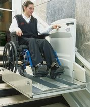 plataforma salvaescaleras para discapacitados APEX IPL Nationwide Lifts