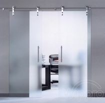 puerta corredera suspendida PLATE-GLASS SLIDING DOOR WIPPRO