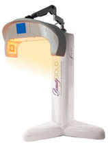 solarium facial BEAUTY GOLD Sybaritic Europe